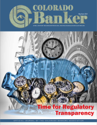 Colorado Banker Magazine May June 2014