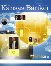 The Kansas Banker February/March 2013