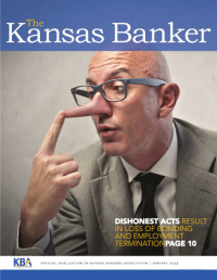 The Kansas Banker January 2013