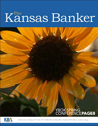 The Kansas Banker June 2014