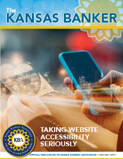 The Kansas Banker Jan 2017
