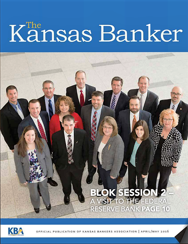 The Kansas Bank April/May 2016
