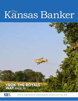 The Kansas Banker June 2016