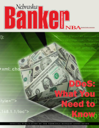 Nebraska Banker Magazine September October 2013
