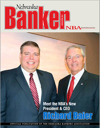 Nebraska Banker Magazine March April 2014