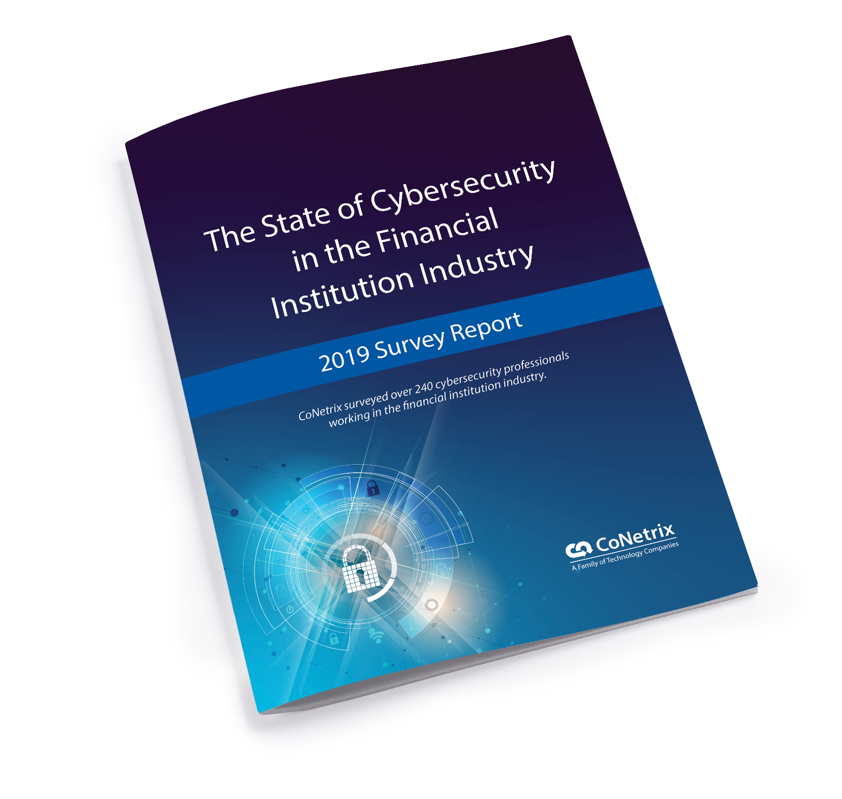 The State of Cybersecurity in the Financial Institution Industry 2019 Survey Report
