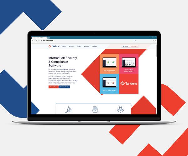 Tandem Launches New Website – Tandem app | CoNetrix