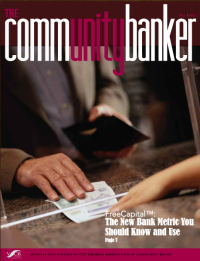 The Community Banker, Autumn 2013