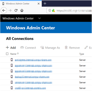New Windows Admin Center | CoNetrix